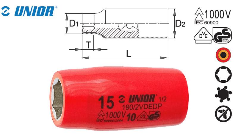 Cheie Unior 1000V