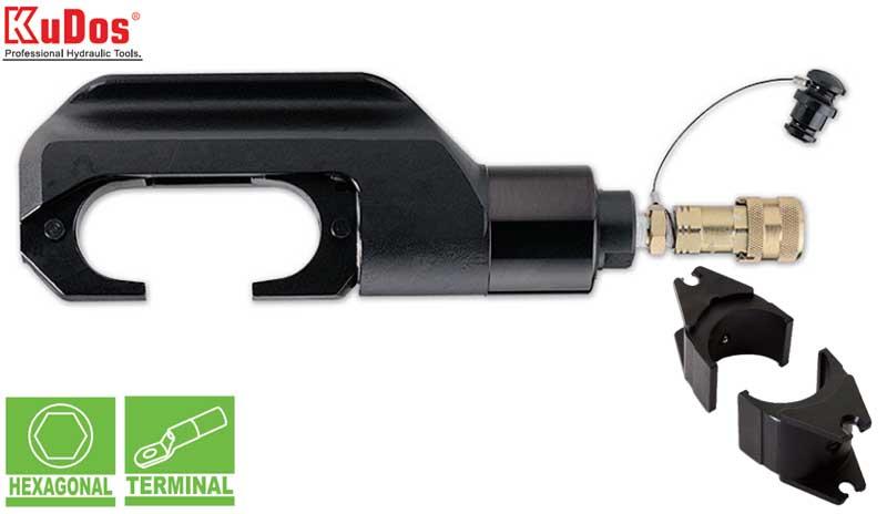 Cap hidraulic de sertizat
